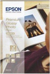 Papier Epson Premium Glossy Photo Paper 255g/m, 40 arkuszy S042153