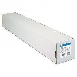 Papier w roli HP Bright White Inkjet 90 g/m2 ,36''/914 mm x 91.4 m C6810A