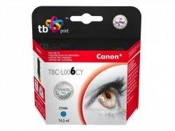 TB Print Tusz do Canon BCI6C TBC-L006CY CY 100% nowy