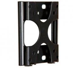 4world Uchwyt ścienny do LCD 15''-22'' VESA 75/100 udźwig 20kg czarny