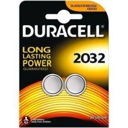 Duracell Duracell litowa DL2032 2szt blister