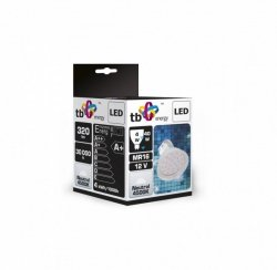 TB Energy Żarówka LED MR 16 12V 4W Bialy Neutraln