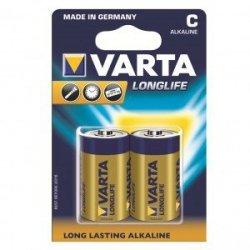 Varta Baterie alkaliczne R14 (typC) longlife 2szt.