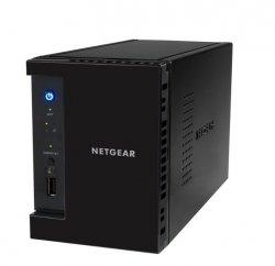 Netgear 212 ReadyNAS Desktop (Diskless - 2x0 HDD)