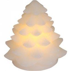 Retlux Lampka LED z naturalnego wosku RLC 34, świeczka choinka