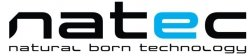 NATEC Odbiornik audio bluetooth