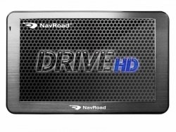 NavRoad DRIVE HD Navigator FREE EU + AutoMapa EU na karcie microSD 8GB