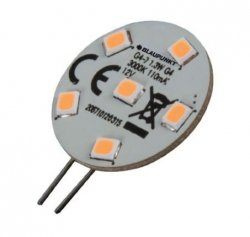 Blaupunkt Żarówka G4-7 LED 1,5W 150lm G4 4000K