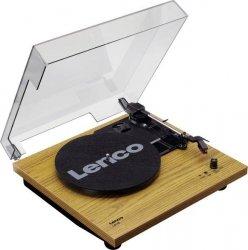 LENCO Gramofon LS-10WD drewno