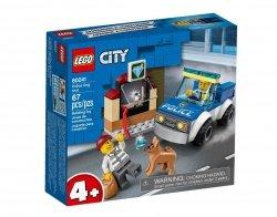 LEGO Polska Klocki City Oddział policyjny z psem