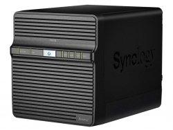 Synology NAS DS420J 4xHDD 1GB DDR4 1,4Ghz 2xUSB3.0 1xRJ45 2Y