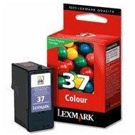 Tusz Lexmark  No 37 color | return