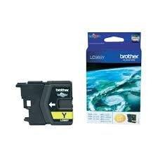 Brother Atrament/Yellow DCP-J315W