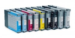 Atrament cyan 110 ml do Epson Pro 4000/7600/9600 C13T543200