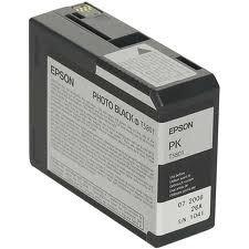 Epson Atrament/black 80ml f Stylus PRO3800