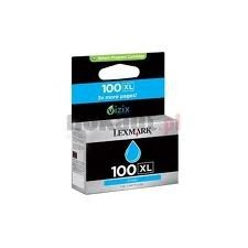 Wkład atram. Lexmark No 100XL cyan | 600str | seria S/ seria Pro