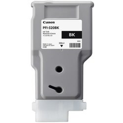 Tusz Canon PFI-320 BK  BLACK (300 ml)