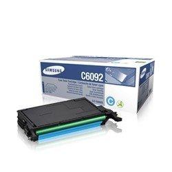 Toner Samsung do CLP-77x (wydajność 7000 stron) cyan   CLT-C6092S