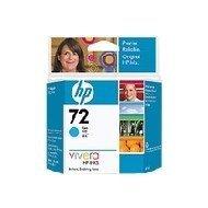 Wkład drukujący HP No 72 cyan Vivera [ 69ml ] DnJ T610/T620/T770/T1100/T1120/T1200 | C9398A