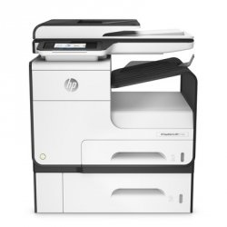 HP PageWide Pro 477dwt Multifunction Printer and Tray (W2Z53B)