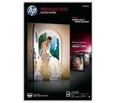 HP Papier Premium Plus Glossy Photo Paper