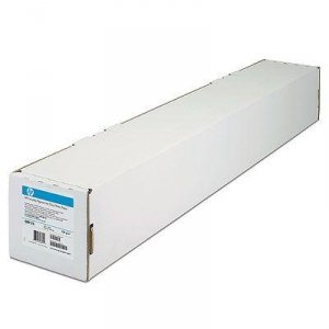 Papier w roli HP coated paper 95g/m2, 24''/610mm x 45,7m Q1404A