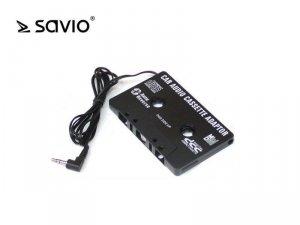 Elmak Kaseta - Adapter samochodowy FM SAVIO TR-07, blister