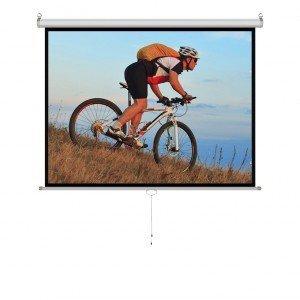 ART Ekran ręczny półautomat MS-150 4:3 150 305x229cm  4:3
