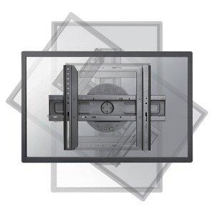 NewStar Uchwyt ścienny LFD LED-WR100BLACK z pivotem