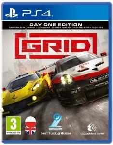 KOCH Gra PS4 Grid D1 Edition