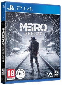 KOCH Gra PS4 Metro Exodus