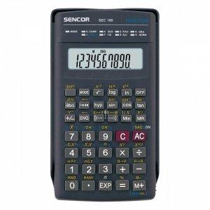 Sencor Kalkulator naukowy SEC 185 240 funkcji, Twarda zasuwka