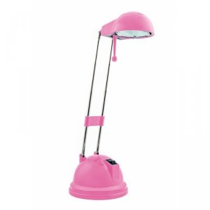 Quant Lampka biurkowa  ALFA różowa