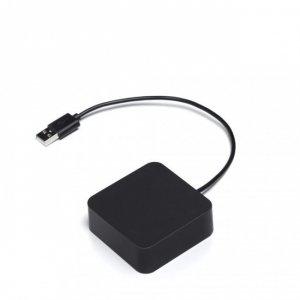 BlueLounge Aaden biurkowa ładowarka baterii 2x AA USB czarna
