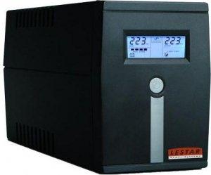 Lestar Zasilacz awaryjny UPS MCL-655u AVR LCD 4xIEC USB
