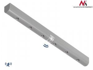 Maclean Lampka kuchenna podszafkowa z czujnikiem ruchu 6LED podłużna MCE123 5xAAA
