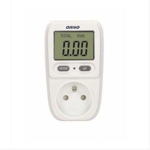 ORNO OR-WAT-419 Watomierz z wyświetlaczem LCD