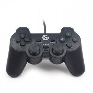Gembird Dual vibration gamepad