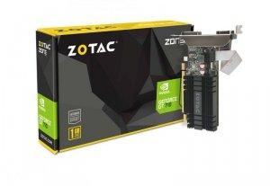 ZOTAC GT 710 Zone 1GB DDR3 64BIT DVI/HDMI/VGA