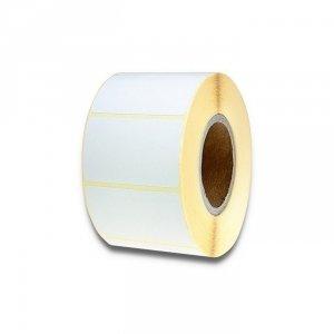 Qoltec Etykiety termotransferowe | 50 x 30 mm | 1000 szt.