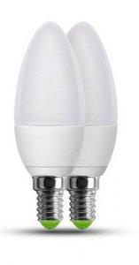 Retlux Zestaw 2 żarówek LED REL 6