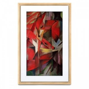 Netgear Ramka cyfrowa Meural MC321LW Smart Digital Art Frame 21.5cala (16x24) jasne drewno