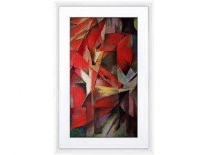 Netgear Ramka cyfrowa Meural MC321WL Smart Digital Art Frame 21.5cala (16x24) biała