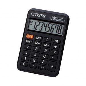 Citizen Kalkulator kieszonkowy LC110NR