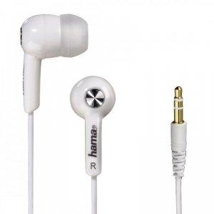 Hama Słuchawki douszne HK2103 Białe