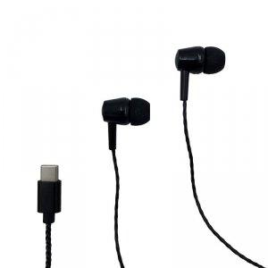 Media-Tech Słuchawki douszne USB-C Magicsound