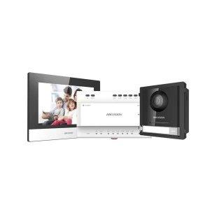Hikvision Zestaw wideodomofonu IP DS-KIS702