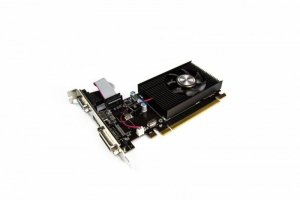 AFOX Karta graficzna - Radeon R5 220 2GB DDR3 64Bit DVI HDMI VGA LP Single Fan V2