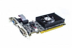AFOX Karta graficzna - Geforce GT210 1GB DDR3 64Bit DVI HDMI VGA LP L8