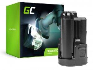 Green Cell Bateria elektronarzędzi Bosch PBA12/10.8 1.5Ah